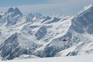 Два украинских альпиниста погибли в Северной Осетии-Алании