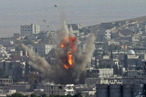 Російська і сирійська авіація всю ніч бомбила Алеппо і Ідліб, - правозахисники