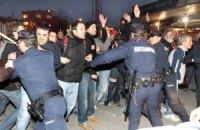 Протесты испанских шахтеров завершились массовыми арестами