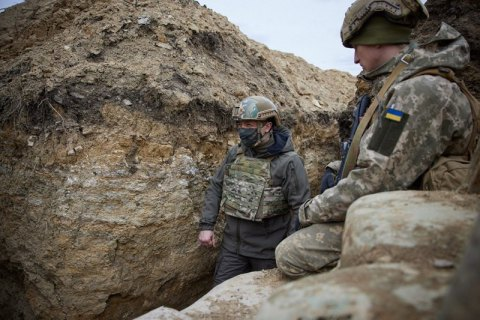"""Зеленский призвал США доказать """"не на словах"""", что они хотят видеть Украину в НАТО"""
