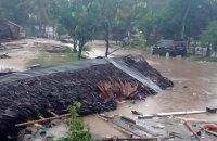 Наводнение в Индонезии унесло жизни 73 человек