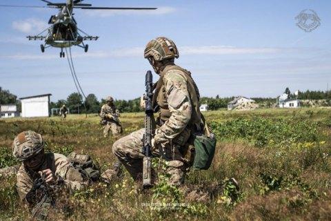 Генштаб розкрив деталі 10-денних навчань за участю військових зі США та Британії