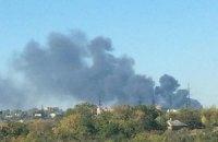 В Донецке погиб мирный житель