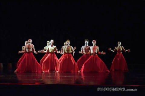 """Украинский хореограф поставила свою версию """"Весны священной"""""""