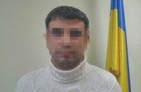 СБУ задержала одного из руководителей крымской ДОСААФ, который ехал за биометрическим паспортом
