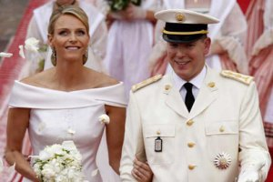 Свадьба в Монако лишила Европу самого завидного холостяка