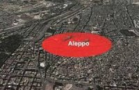 Сирійські повстанці підірвали готель в Алеппо, є жертви