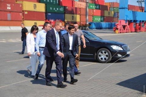 Президент відклав призначення голови Одеської області