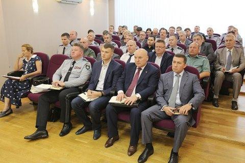 Органи МВС перейдуть на посилений варіант несення служби з 20 серпня