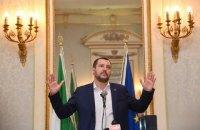 Вице-премьер Италии отрицает получение денег из России