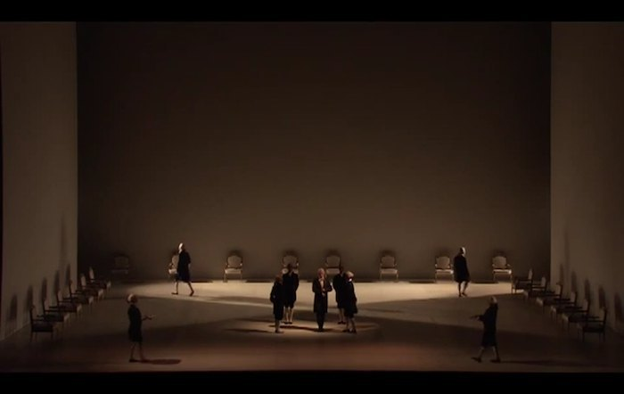 «Євгеній Онєгін» (Рене Флемінґ, Дмітрій Хворостовский), Метрополітан-опера, 2007 р.