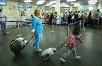 Луценко: из Украины с начала года выехали 600 тысяч человек