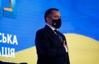 """Павелко повідомив про """"переможний компроміс"""" у переговорах з УЕФА щодо форми збірної України"""