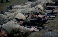 Національна гвардія розпочала бойову підготовку
