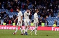 """""""Реал"""" за крок від звільнення третього головного тренера за останні 8 місяців"""