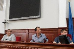 Активисты просят оппозиционеров организовать дежурство в Киевсовете
