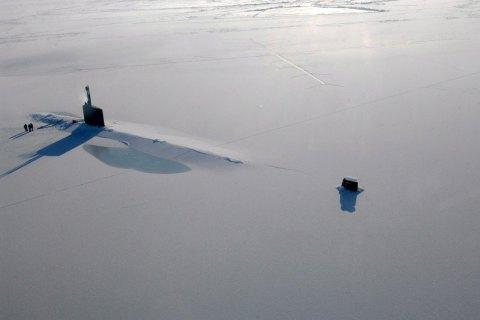 США отправит в Арктику военные корабли из-за конкуренции с Россией и Китаем