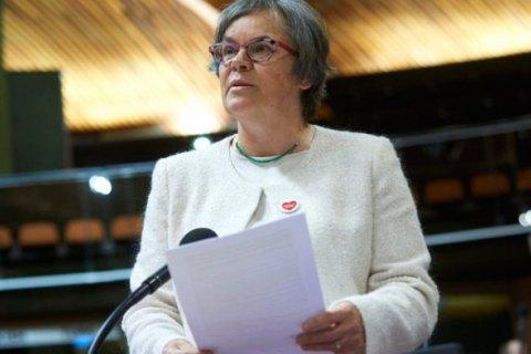 Украинская делегация требует отстранить президента ПАСЕ от ведения заседания