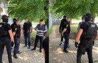 """У Харкові затримали поліцейського, який """"продавав"""" посаду в ДБР"""