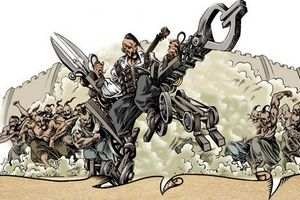 В Україні з'явилися національні супергерої в коміксах