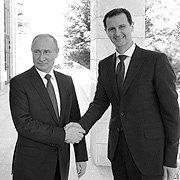 Сочинські посиденьки: навіщо Асад знову приїжджав до Путіна