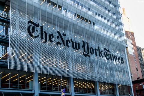 The New York Times отказалась от карикатур из-за обвинений в антисемитизме