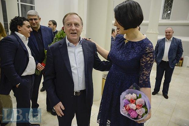 Соня Кошкина и Александр Лавринович