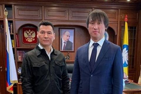 Глава Калмыкии назначил экс-КВНщика своим замом