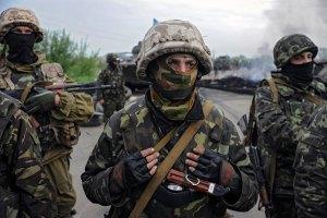 Вчера на Донбассе погиб один военнослужащий, 17 - ранены