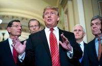 """""""Увесь світ заздрить економіці й армії США"""", - Трамп у зверненні до Конгресу"""