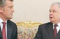 Ющенко и Качинский подписали дорожную карту