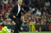 """""""Манчестер Юнайтед"""" виплатив Моуріньо компенсацію за розрив контракту, - ЗМІ"""