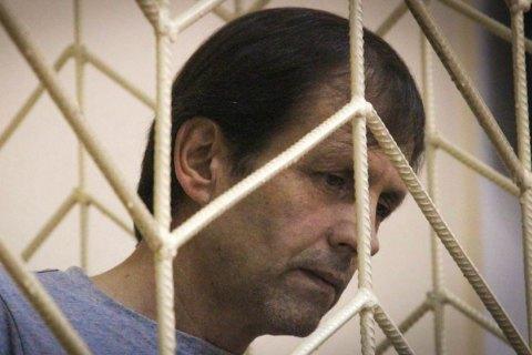 Политзаключенного Балуха снова поместили в штрафной изолятор
