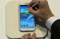 Samsung показала новый Galaxy Note
