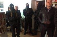 Силовики проводят обыск в компании отца Ислямова в Симферополе