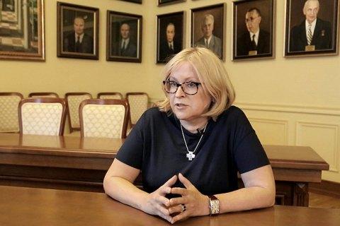 Суд снова восстановил Амосову надолжности ректора государственного медуниверситета им.Богомольца