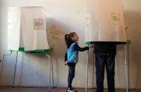 Ніхто з кандидатів у президенти Грузії не набрав голосів для перемоги в першому турі