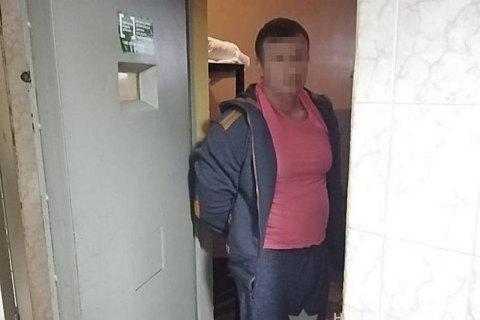 Поліція затримала чоловіка, який напав на журналістів у Гідропарку