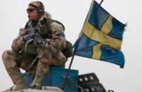 Швеция намерена направить в Украину военных инструкторов