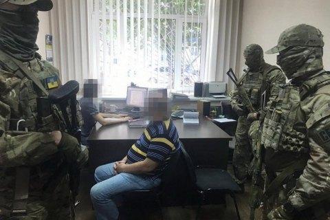 CБУ викрила колишнього співробітника МВС України, який працював на ФСБ Росії