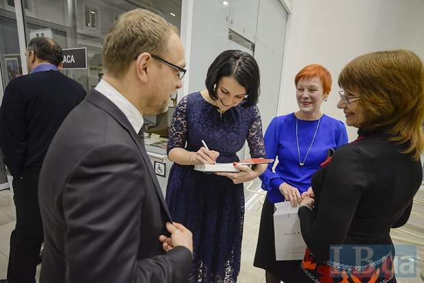 Сергей Власенко, Соня Кошкина, ее мама, автор украинского перевода Мила Иванцова