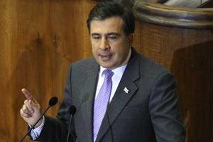 Саакашвили винит лидеров оппозиции в гибели людей