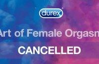 Durex отменил выставку о женском оргазме в Киеве из-за угроз