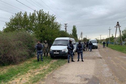 В оккупированном Крыму во время незаконного обыска убили человека