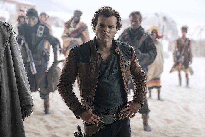 Премьеры мая: Хан Соло: Звёздные Войны. Истории