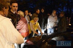 На проспекті Правди в Києві зупинили незаконне будівництво