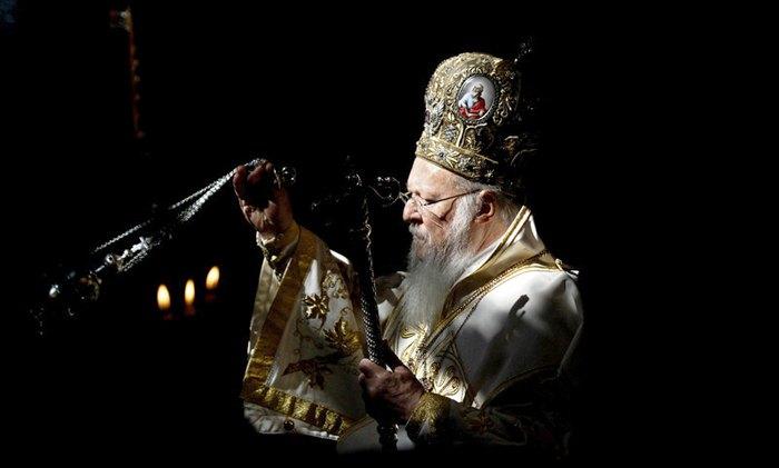 Вселенский патриарх Варфоломей I