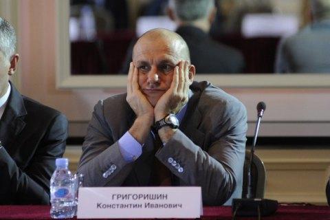 Яценюк пригрозил Григоришину тюремным сроком