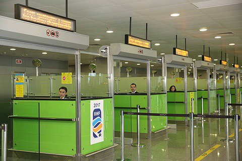 """У """"Борисполі"""" не працюють термінали через шкідливі речовини"""