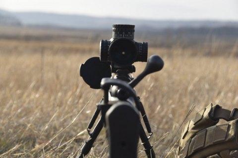 Снайпер окупантів застрелив військового ЗСУ біля Новотошківського (оновлено)
